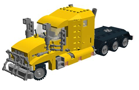 Lego Truck by Lego Ideas Product Ideas Lego Truck 3221 Lego City