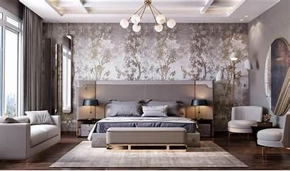 Luxury Bedroom Bedrooms Master Walls Neutral Accent