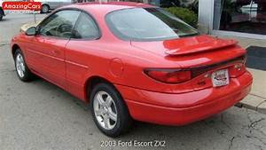 2001 Ford Escort Internal Engin Picture