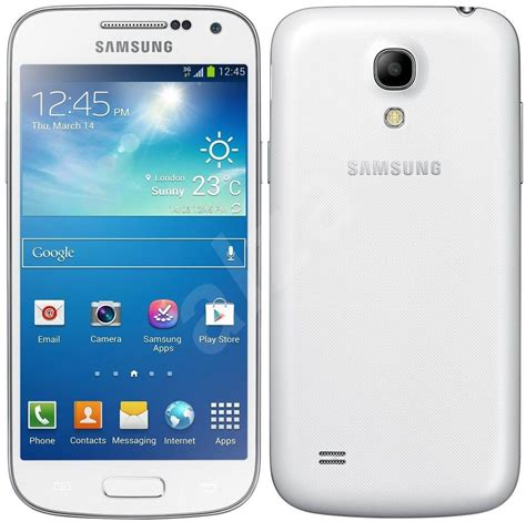 Samsung Galaxy S4 Mini Weiß 521 by Samsung Galaxy S4 Mini I9195 Wei 223 Handy Alza De