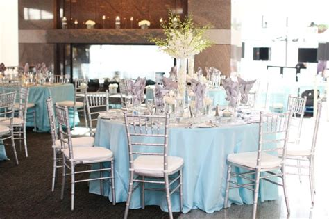 light blue and white wedding decorations 7 best images about wedding ideas on pinterest