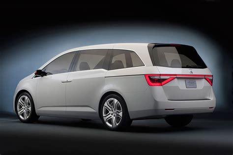2018 Honda Odyssey Concepts