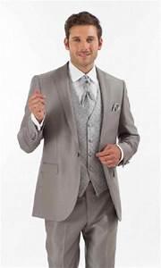Costume Mariage Homme Gris : costume homme mariage gris clair le mariage ~ Mglfilm.com Idées de Décoration