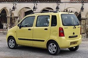 Suzuki Wagon R : suzuki wagon r specs 2000 2001 2002 2003 autoevolution ~ Gottalentnigeria.com Avis de Voitures