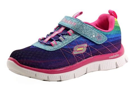 Skechers Toddler Girl's Appeal Perfect Picture Memory Foam