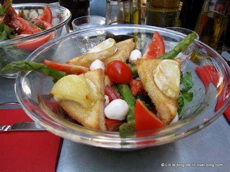 cuisine et confidences place du marché honoré où manger une salade à 6 honoré le
