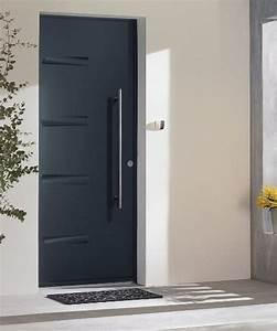 Porte De Service Acier : portes d 39 entr es portes d entrees acier porte d 39 entr e ~ Dailycaller-alerts.com Idées de Décoration