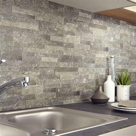 faillance pour cuisine carrelage mur grafite muretto l 30 x l 60 4 cm leroy merlin
