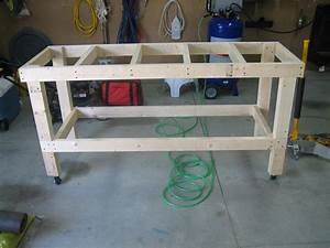 Building a workbench Looking for advice