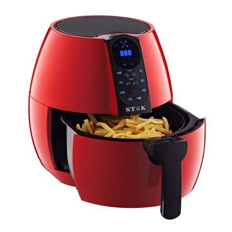 air fryer digital presets india cook gowise usa stok programmable 7qt fryers grill qt quart kitchen