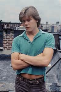 Image result for Young Kevin Bacon