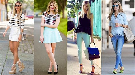 Outfits Casual Para Lucir Chic 2018