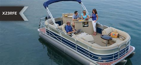 Xcursion Pontoon Boat Prices by Xcursion Pontoon Boats For Sale