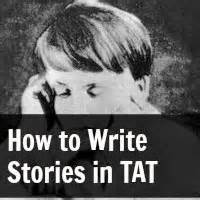how to write stories in tat