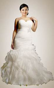 Wedding dresses for chubby brides for Wedding dresses for chubby brides