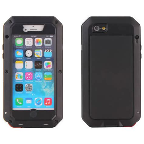 iphone 6 waterproof waterproof rugged metal for iphone 6 plus giraffenet