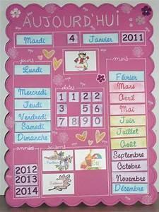 Fabriquer Un Calendrier Perpétuel : creer un calendrier perpetuel gk54 jornalagora ~ Melissatoandfro.com Idées de Décoration