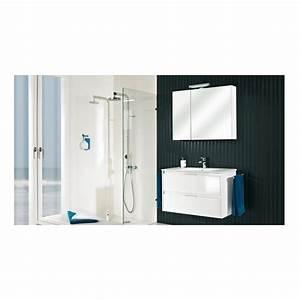 meuble de salle de bain pelipal calypsos de 90 cm blanc With meuble salle de bain 90 cm blanc