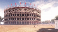 Ancient Colosseum: A Virtual reality experience with ...