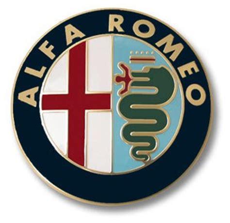 Alfa Romeo Badge by Alfa Romeo Glue On Badge For The Boot Lid Alfa Romeo