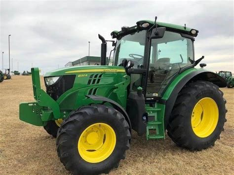 2017 John Deere 6120r Tractor For Sale, 1 Hours