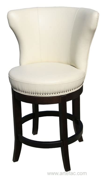 leather counter chairs entertain like royalty with this sized swivel bar and 3698