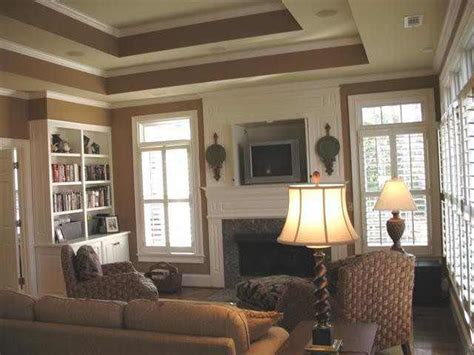 painted tray ceilings on pinterest