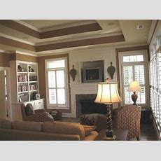 How To Paint Tray Ceilings With Color?  Home Decorating