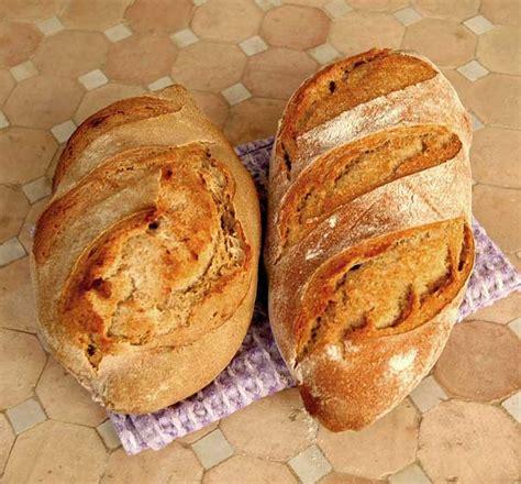 pan de sidra con masa madre de centeno