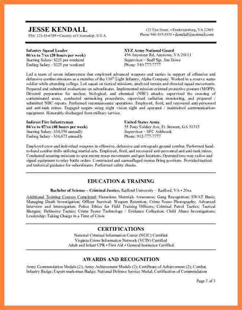 Usajobs Resume Template by 5 Federal Government Resume Statement Synonym