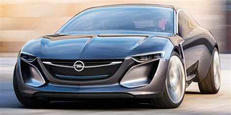 Opel Auto by Opel Teases Mysterious New Model For Moscow Show Photos