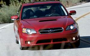 2005 Subaru Legacy 2 5 Gt Limited - Long-term Test Verdict  U0026 Review