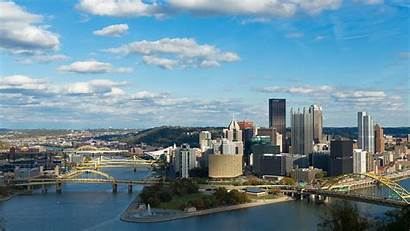 Pittsburgh Backgrounds Skyline Urban Afternoon During Wallpapertag