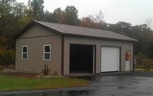 24 x 32 metal building pictures to pin on pinterest With 24 x 32 steel building