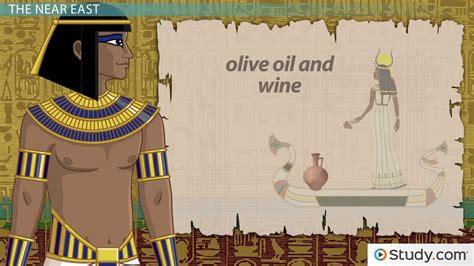 egyptian trade   eastern mediterranean nile valley