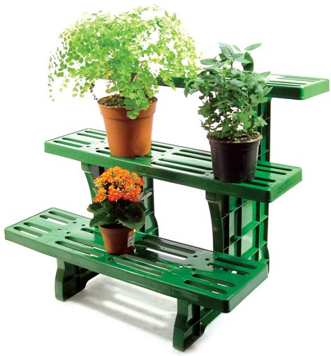 Plant Etagere Outdoor by 3 Tier Etagere Plant Stand Pot Garden Display Or