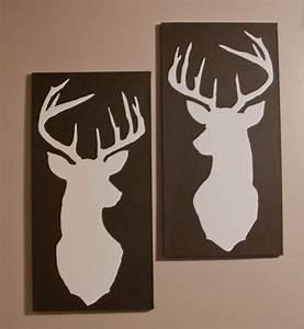 Best deer diy images on head