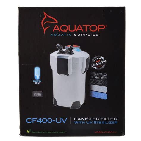 Aquatop Aquatop UV Canister Filter CF Series Filters