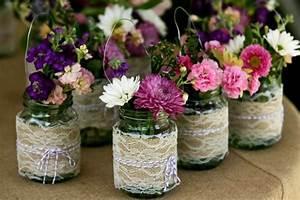 deco mariage champetre tout ce dont vous avez besoin With chambre bébé design avec fleurs pour mariage champetre