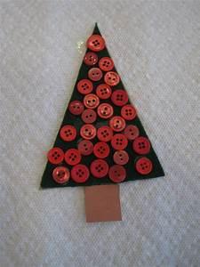 Felt, Christmas, Tree, Craft