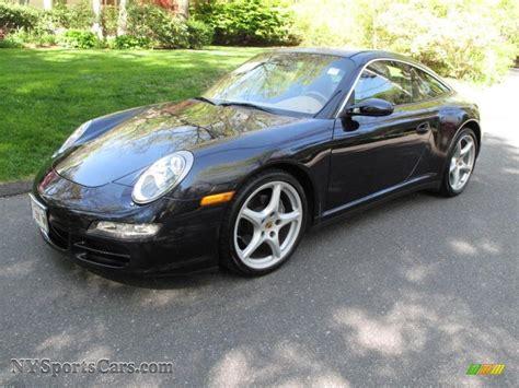 2007 Porsche 911 Targa 4 In Midnight Blue Metallic