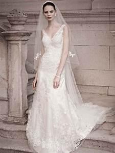 wedding dress davids bridal fall 2012 oleg cassini bridal ...