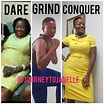 Janelle lost 93 pounds   Black Weight Loss Success