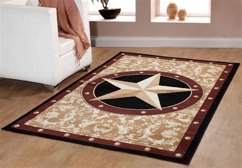 western area rugs western rustic cowboy decor area rug 626 gold