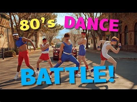 Dance with the guitar man. Maggie's 80s Dance-Off - Maggie's   The 80s are back!