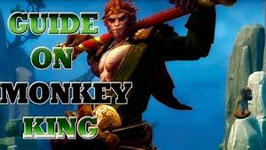MONKEY KING RELEASED GUIDE Ability Skills 7 00 PATCH
