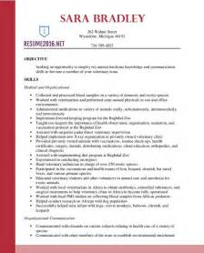 best resume template 2016 free best veterinary assistant resume templates in 2016
