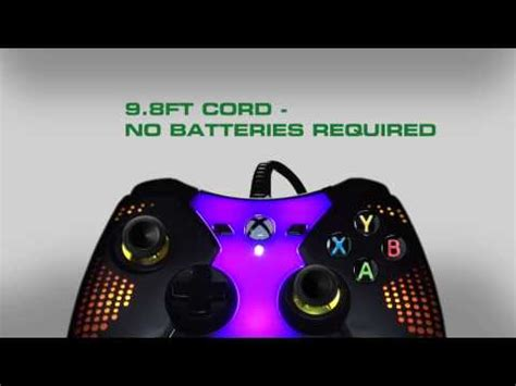 buy xbox  licensed spectra illuminated controller