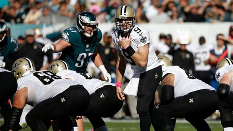game  orleans saints philadelphia eagles