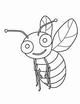 Bee Coloring Pages Bumble Printable Bees Sheets Bestcoloringpagesforkids Rocks Getcoloringpages Site sketch template